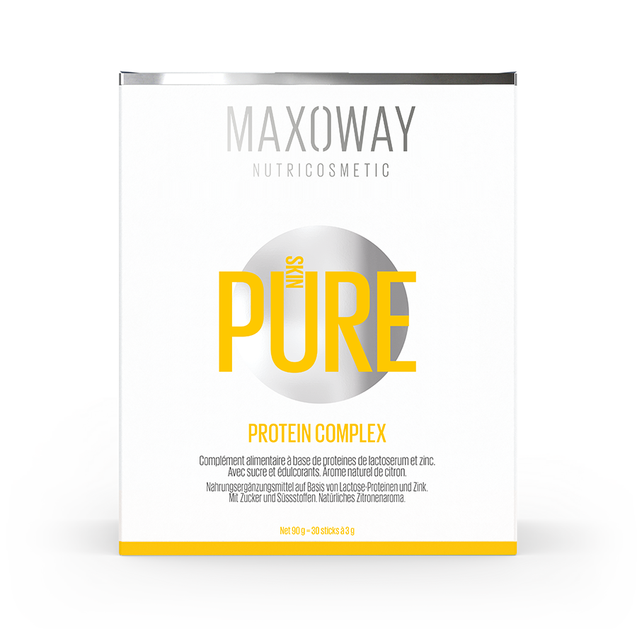 pure skin, food supplement for the skin
